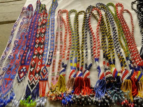 Souvenirs from Penan Settlement