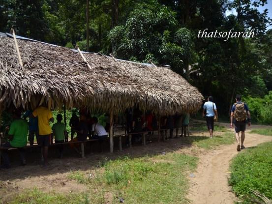Batek Orang Asli Settlement