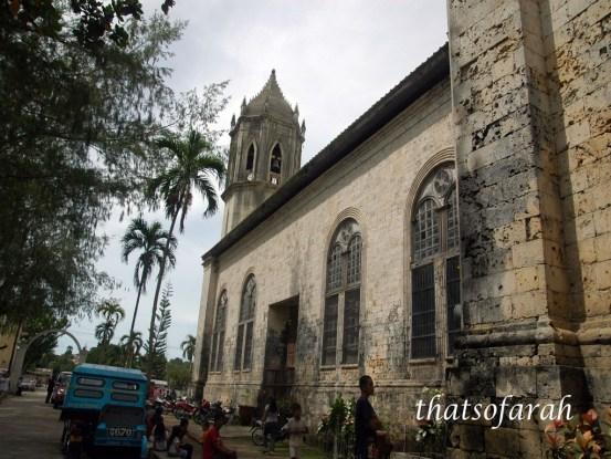 Dauis Church Complex