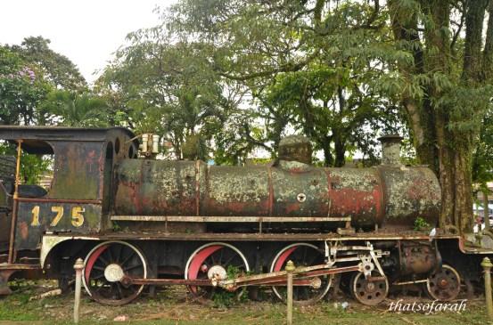 Old Train Sg Golok