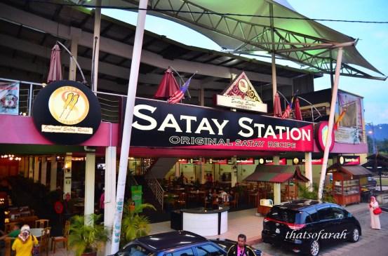 Satay Station Ampang