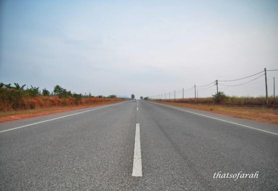 Chuping Trunk Road