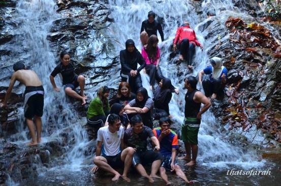 Royal Belum Waterfall