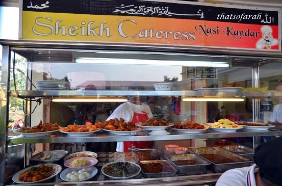 Sheikh Caterer Nasi Kuning
