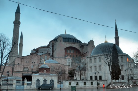 Istanbul Morning View
