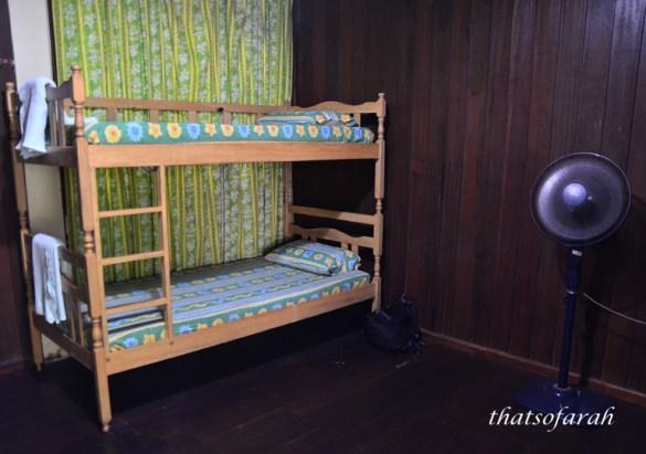 Matang Wildlife Centre Hostel
