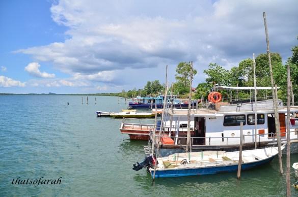 Telaga Air Village