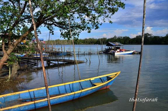 Salak Fishing Village