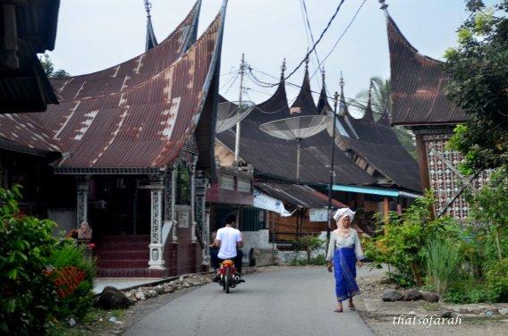 Nagari Saribu Rumah Gadang