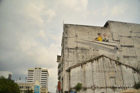 Ipoh Mural