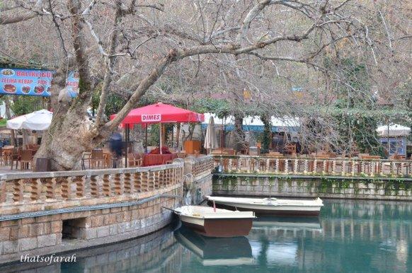 Ayn Zeliha Lake