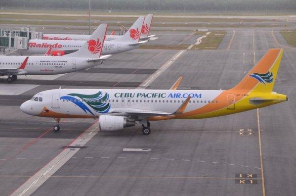 RP-4101 Cebu Pacific