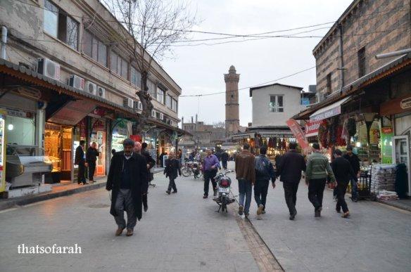 Urfa Bazaar