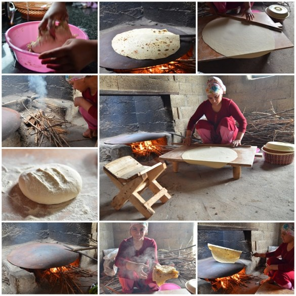 Preparing Bread - Yuvacali Homestay