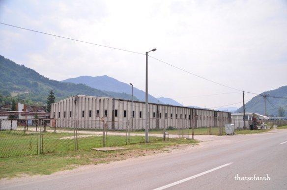 UN's Headquarters Potocari