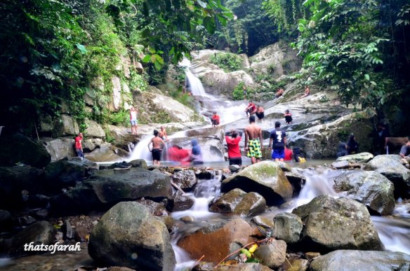 Lepok Waterfall