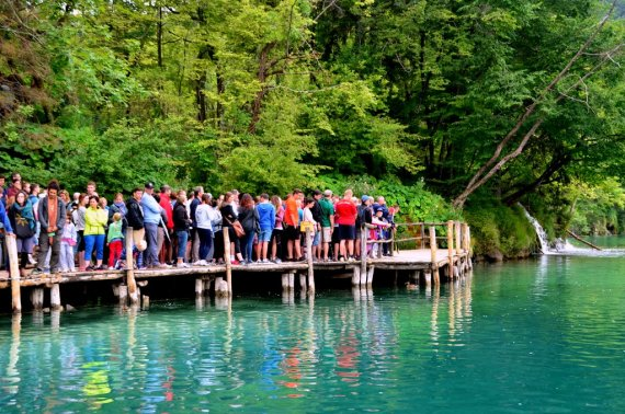 Plitvice Lakes Summer