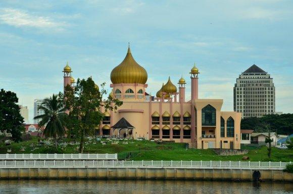 Old Mosque Kuching