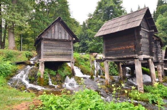 Watermills Jajce
