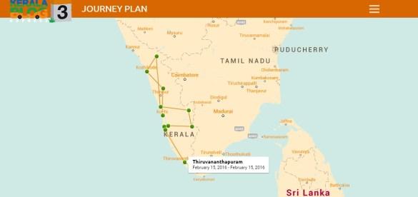 kerala Blog Express Journey