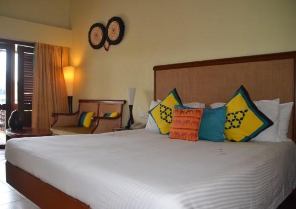Room at the Zuri Kumarakom
