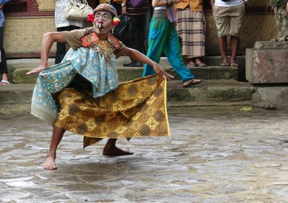 Sasak dance