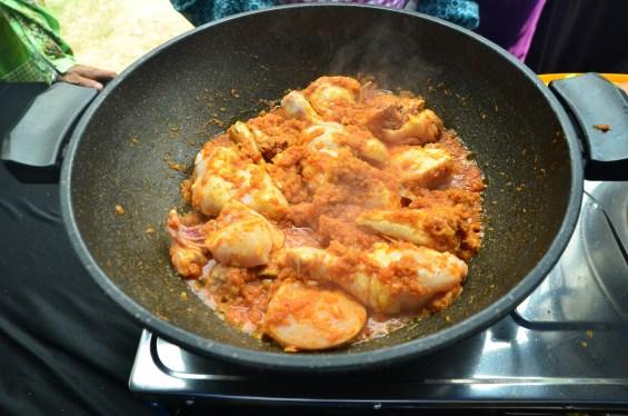 Ayam Masak Balaus Banjar