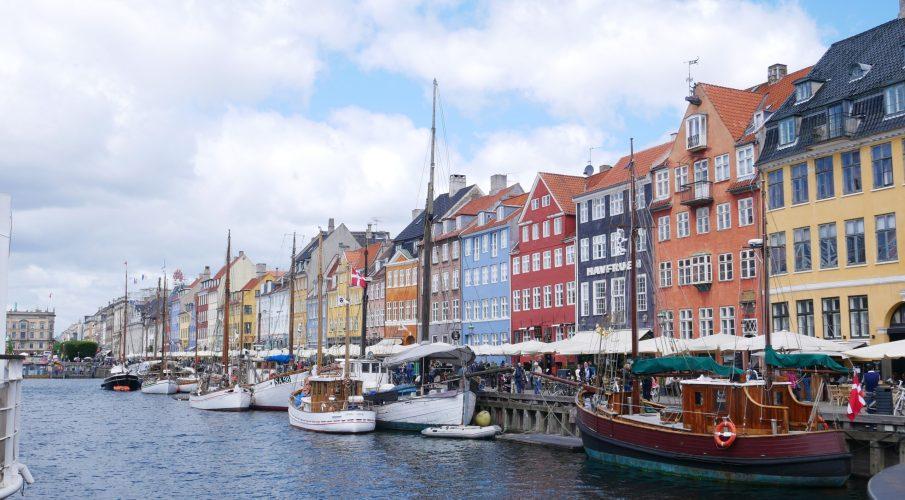 Exploring Copenhagen City - Denmark 2019