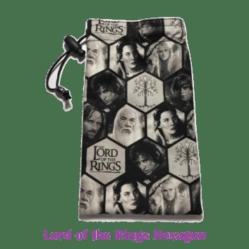 Drawstring Bag Lord of the Rings Hexagon