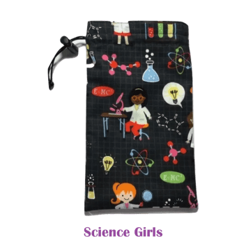 Drawstring Bag Science Girls