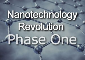 Title picture for article about the nanotechnology revolution