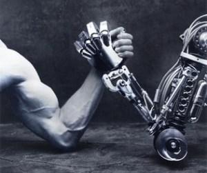 Anti-Technology Terrorism - Human Vs Machine
