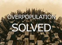 overpopulation solved
