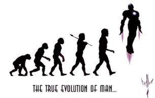 Superhuman Evolution of Man