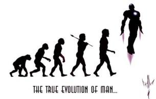 Superhuman Evolution of Man