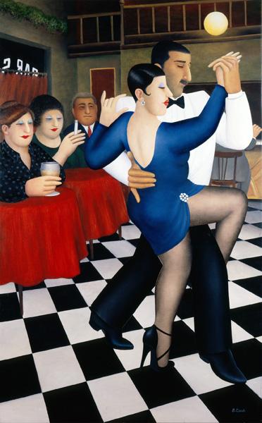 Tango In Bar Sur on Samba Dance Steps For Beginners