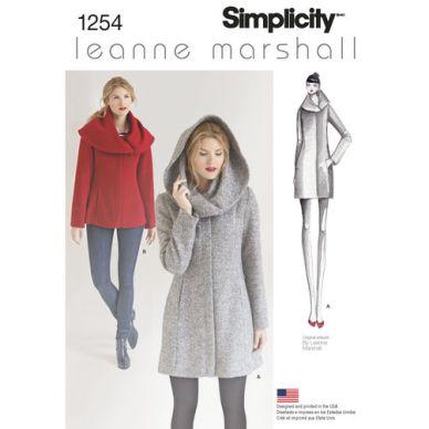 simplicity-jackets-coats-pattern-1254-envelope-front