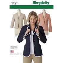 Simplicity 1421