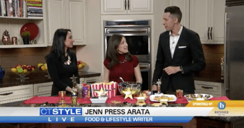 Oscar Party Tips *As Seen on CT Style News 8*