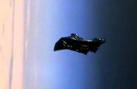 The Black Knight Satellite Blanket or Probe Thats The