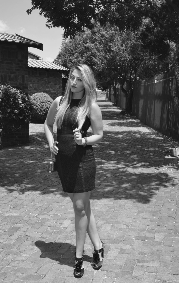 lbd black and white