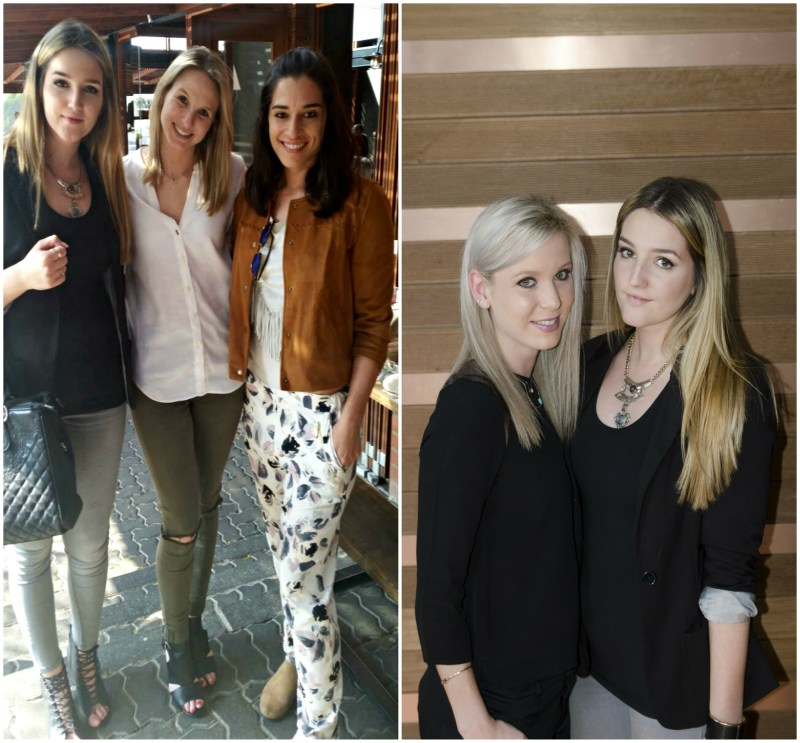 The Lovely Ladies of Stylista | Was lovely catching up with the gorgeous Amber from Dare to Blair