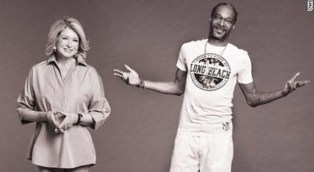 Martha Stewart on working with Snoop Dogg: 'He's a perfectionist