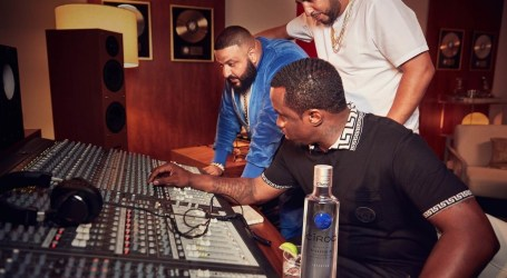 "Sean ""Diddy"" Combs and the Makers of CÎROC Ultra Premium Vodka Embody the Spirit of the Hustle with ""Let's Get It"""