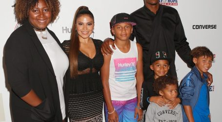 Stylish Kids and Celebs Attend Rookie USA Fashion Show in NYC benefiting Ray Allen's Ray of Hope Foundation and the DRIF