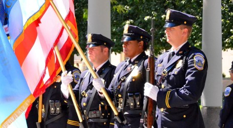 Law Enforcement Officers Killed on 9/11 are Honored During Remembrance Ceremony
