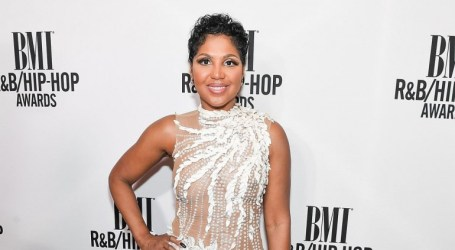 BMI Honors Toni Braxton With President's Award at 2016 BMI R&B/Hip-Hop Awards