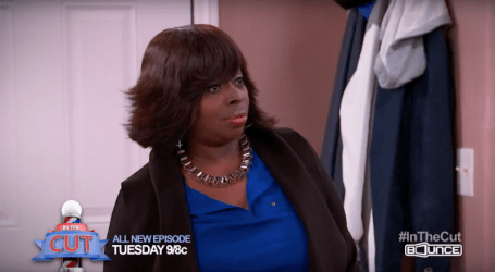 "Angie Stone and Claudia Jordan Guest Star on Tuesday's All New ""In The Cut"""