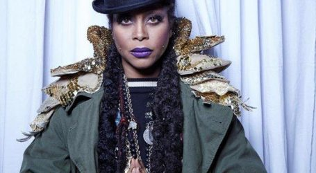 The Godmother of Soul, Erykah Badu, To Take The Vegas Stage As Returning Host of Soul Train Awards 2016