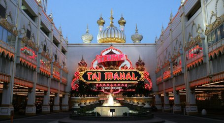 Shuttered Trump Taj Mahal to Become Hard Rock Hotel in Atlantic City